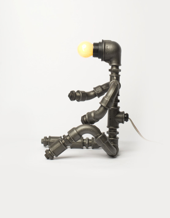 Pipe Brothers Pipe Robot