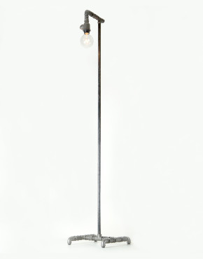 Pipe Brothers Floor Lamps