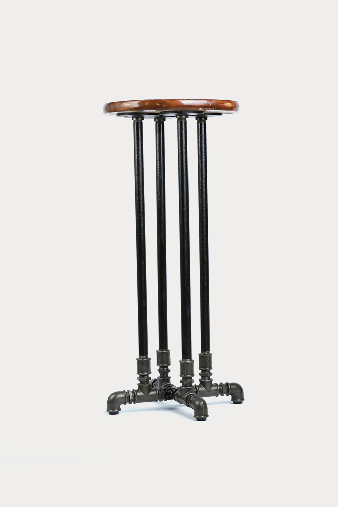 Prime Pipe Stool Creativecarmelina Interior Chair Design Creativecarmelinacom
