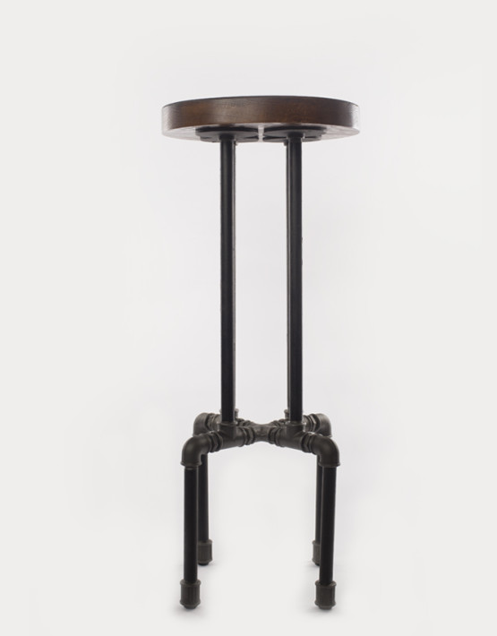 Pipe-Brothers Pipe Stool