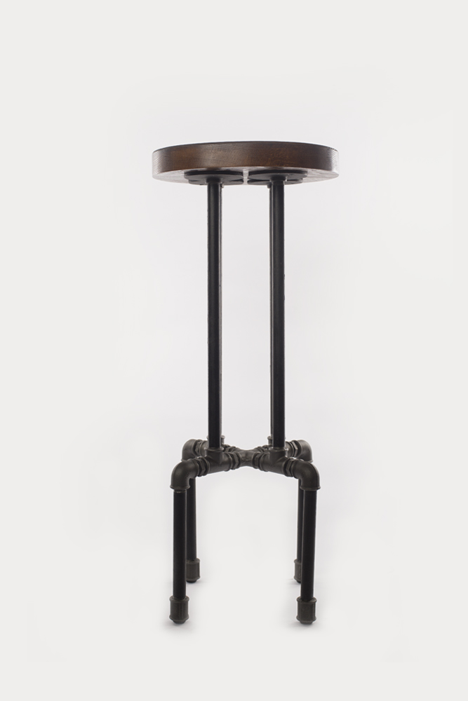 Outstanding Pipe Stool Evergreenethics Interior Chair Design Evergreenethicsorg